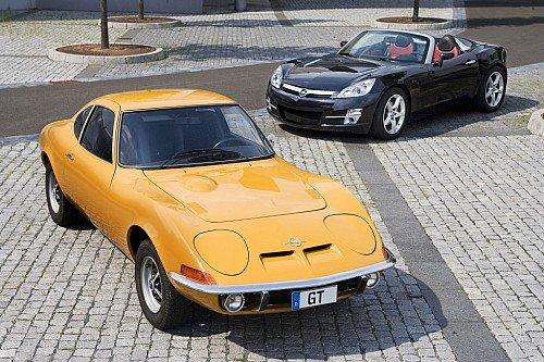 Новый Opel GT вырастет среди «цветов»