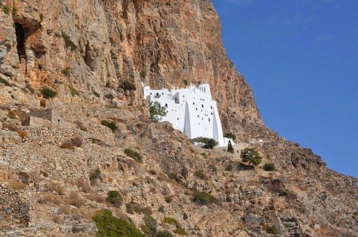 Монастырь Панагия Хозовиотисса