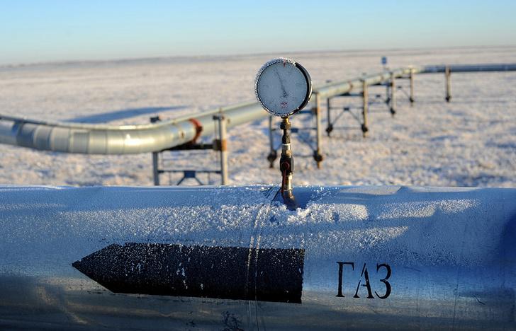 «Газпром» нарастил добычу газа иустановил рекорд по экспорту