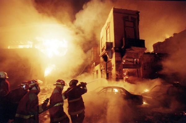 Смертельный огонь: катастрофы из-за фейерверка