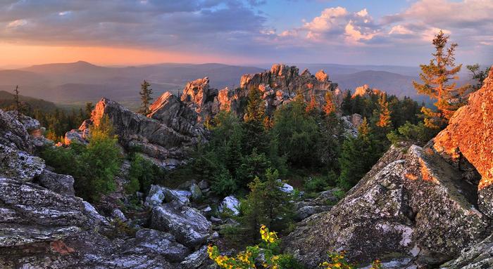 Гора Малиновка, Белорецк