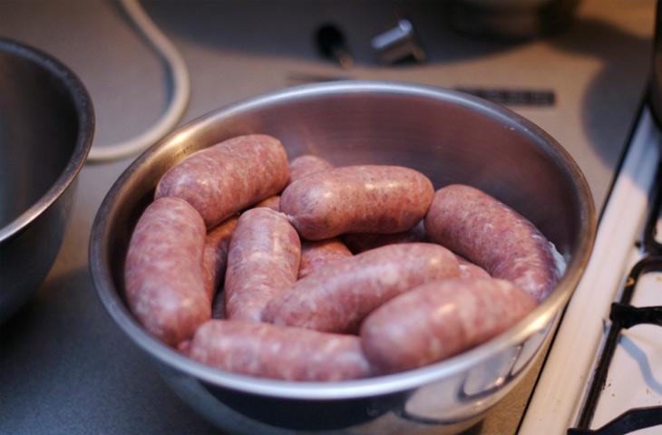 Пошаговое руководство по приготовлению домашних колбасок