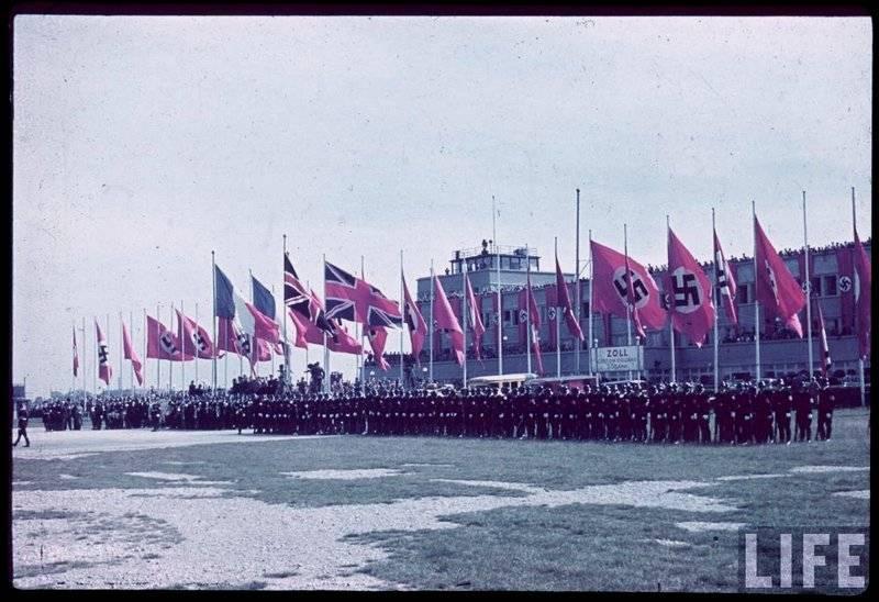Борьба за Вторую мировую войну (окончание)
