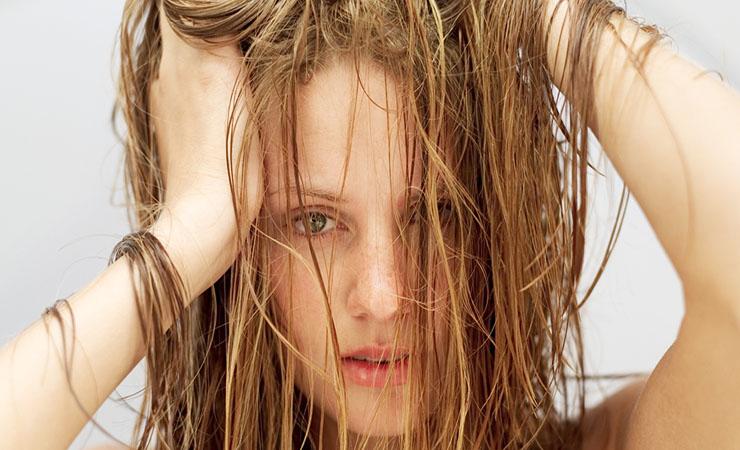 Лучшее натуральное средство от выпадения волос!