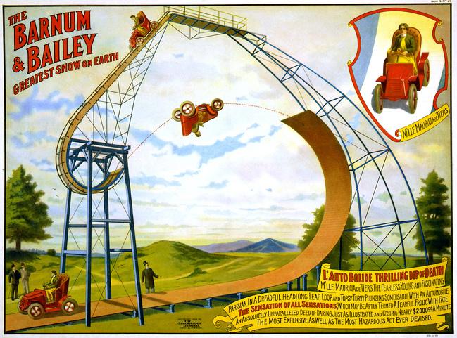 Самые невероятные цирковые шоу в истории