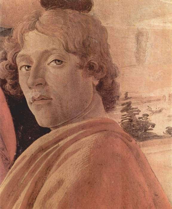 Сандро Боттичелли великий, живописец, итальянский