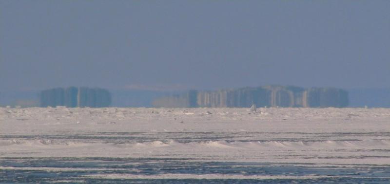 2. Байкальские миражи. байкал, загадки, озеро