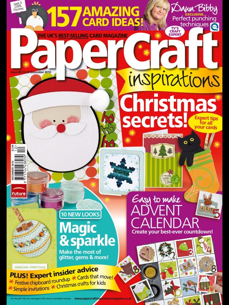 PaperCraft Inspirations 12 (80) 2010 (скрапбукинг)