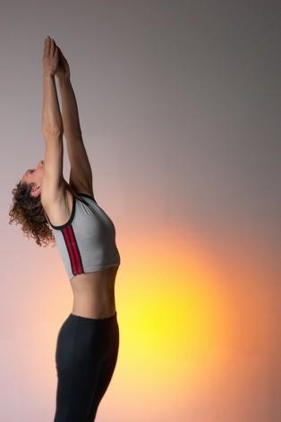 Пять упражнений для красивой осанки.