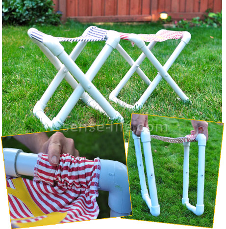 раскладные стулья своими руками