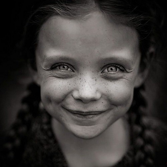 19 очаровательных карапузов, улыбка которых поднимет Вам настроение!