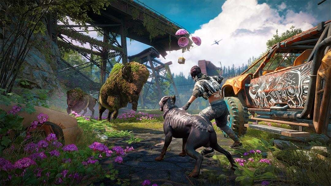 Far Cry: New Dawn — продолже…