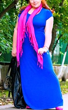 Стильные красотки Plus-Size демонстрируют свою любовь к модным платьям