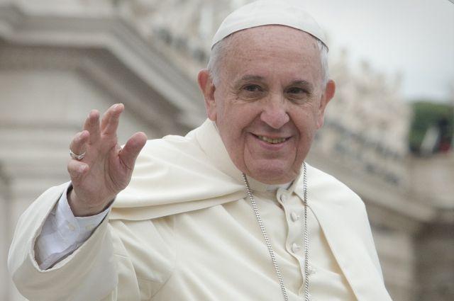 Ватикан опроверг информацию о том, что папа римский пользуется Whatsapp