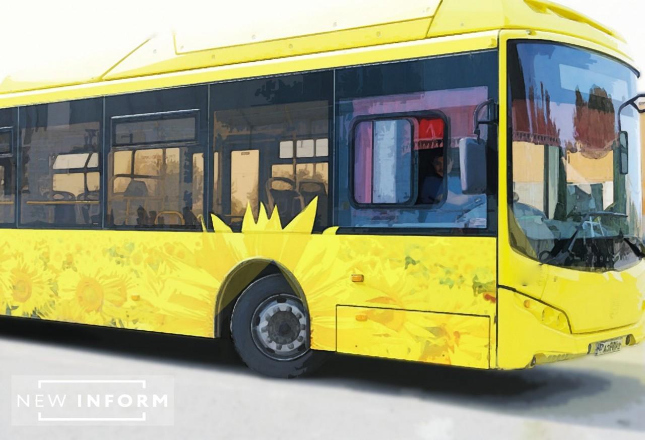 Новейшие автобусы РФ: работает только на экологически чистом топливе