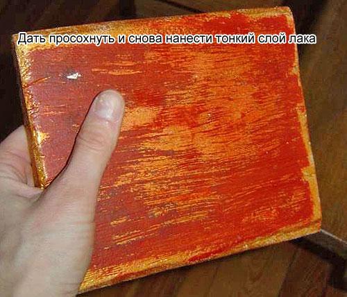 Основа для деревянной иконы
