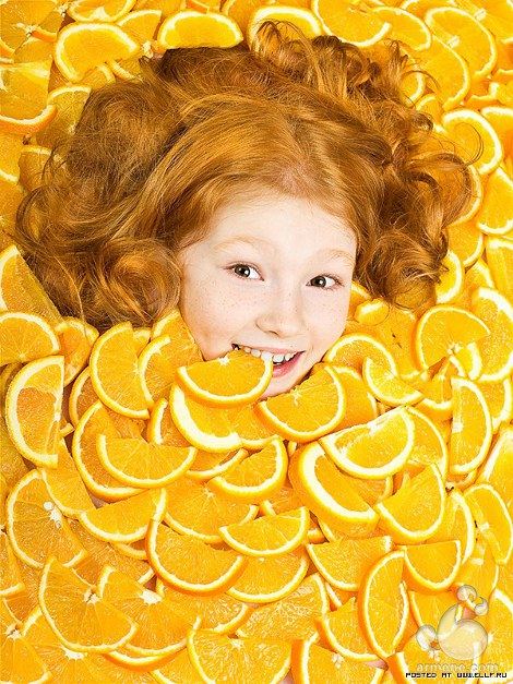 Лимон, мандарин и грейпрфрут для красоты