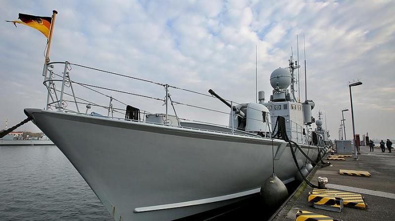 Американцы утопили в критике германский флот