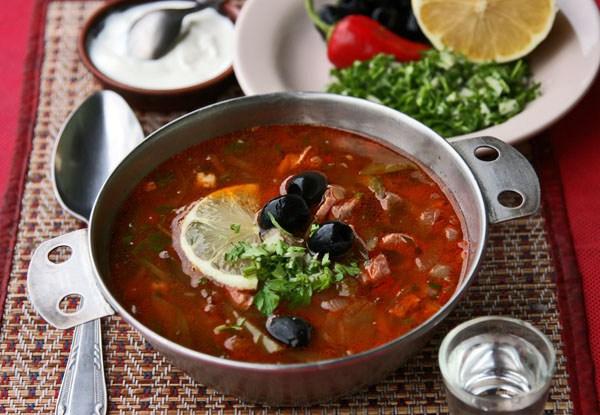 Русские национальные блюда: названия и рецепты. Традиционные русские блюда
