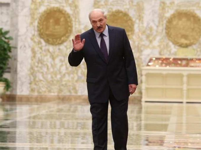Пришла очередь Белоруссии