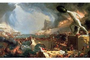 Александрийская библиотека. Кто ее уничтожил?