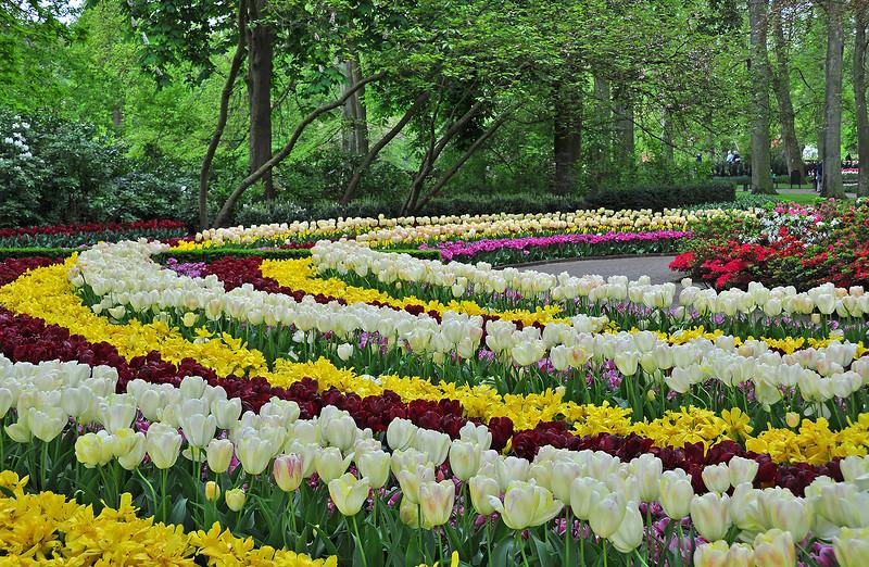 Весна рисует нам свои узоры