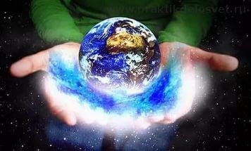 """Творческий процесс в проекте """"Преобразование Нового мира на Земле"""""""