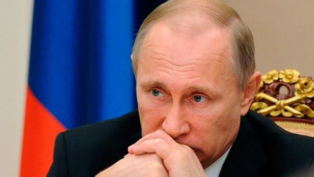 Путин: бессмысленно вести диалог с той оппозицией, которая работает по заказу Запада