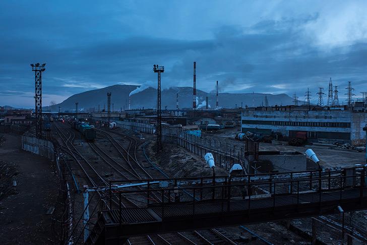 Экспедиция The Spine of Russia — «Хребет России»: Мончегорск и Кировск
