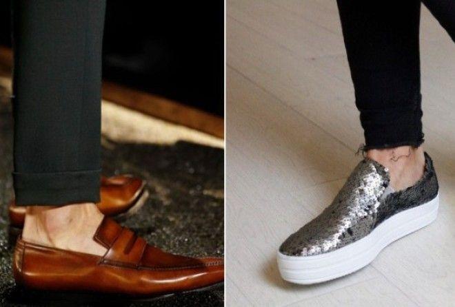 Сколько же видов обуви сейчас существует!