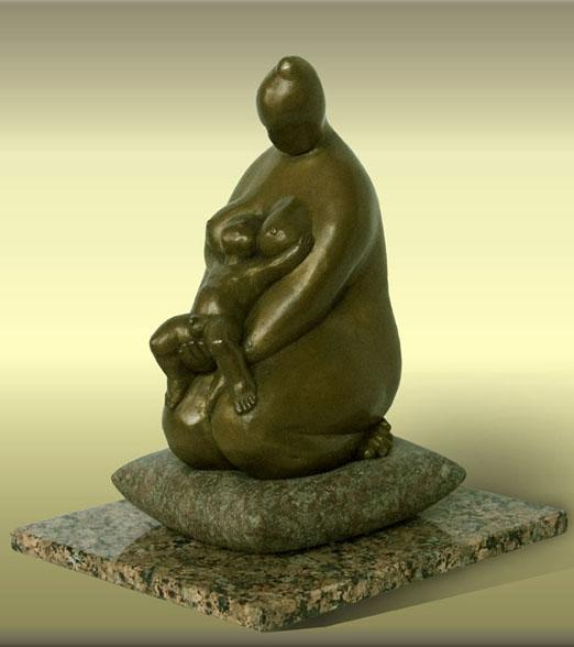 Виды скульптуры. Станковая скульптура
