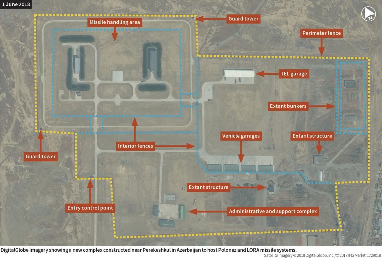 Азербайджанская ракетная база