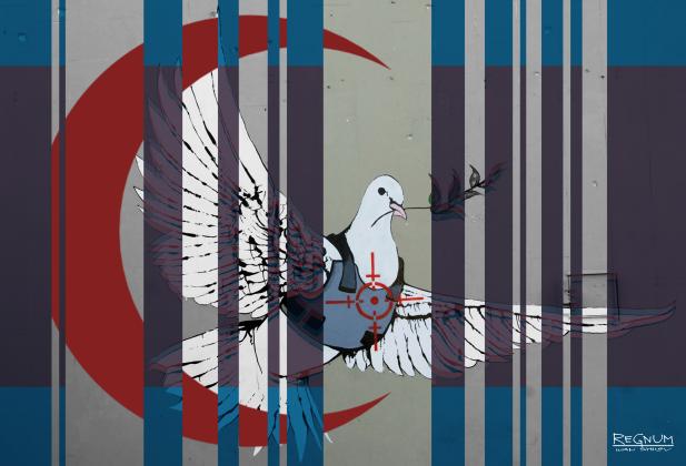 Турецкая угроза в 1923 году и сегодня