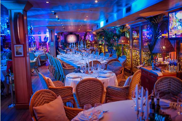 Рестораны с дискотекой на новый год