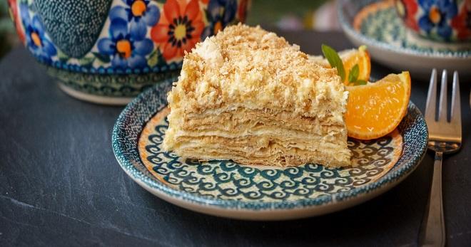 Торт на сковороде - самые быстрые способы приготовления вкусного десерта