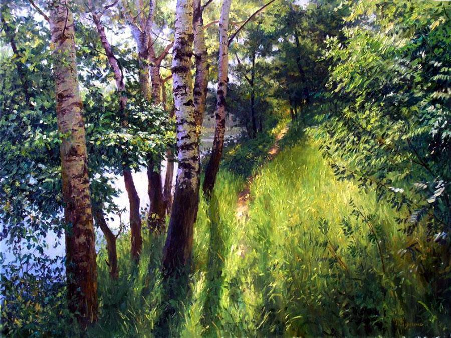 Творчество молодого художника Геннадия Кириченко