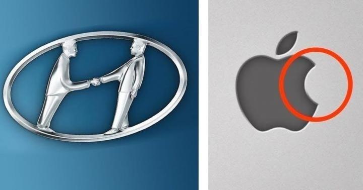 15 секретов, скрытых в логотипах известных компаний, о которых вы не знали