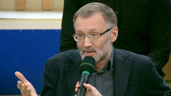 «Почему, да потому!» - «остро» заявил Михеев Украинскому журналисту по поводу Крыма