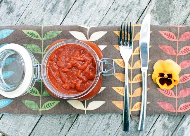 Кетчуп-жиросжигатель по старинному рецепту