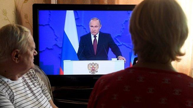 Почему Путин проигнорировал …