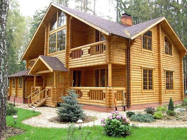 Роскошный деревенский дом. Просто мечта