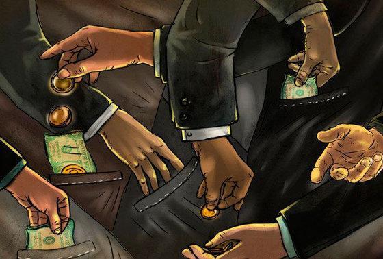 Откуда бешеные деньги на заморских счетах у сотрудников ЦБ?
