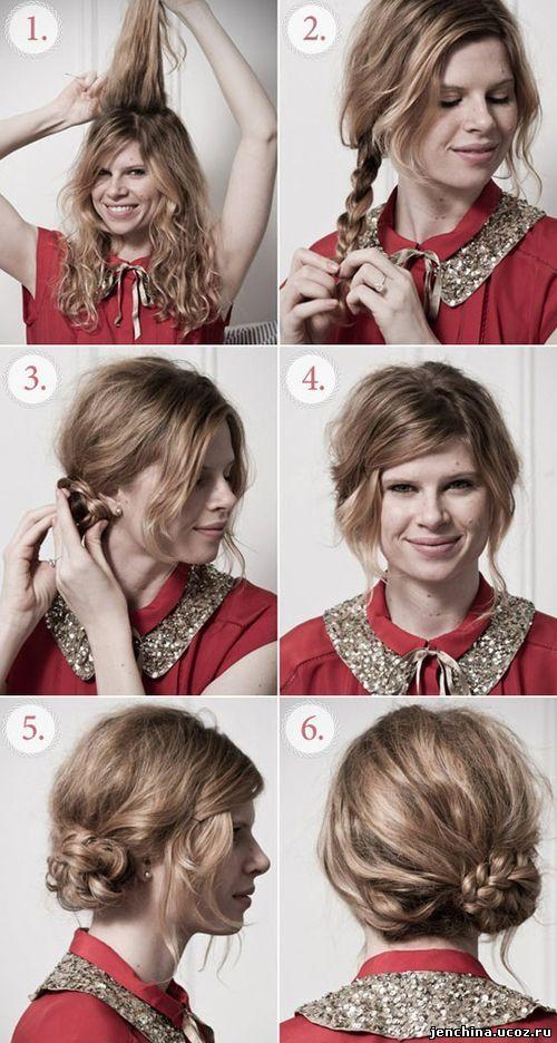 Стрижки для средних волос своими руками в домашних условиях