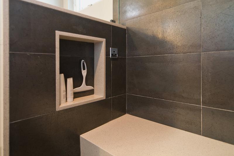 Ниша в ванной фото 8