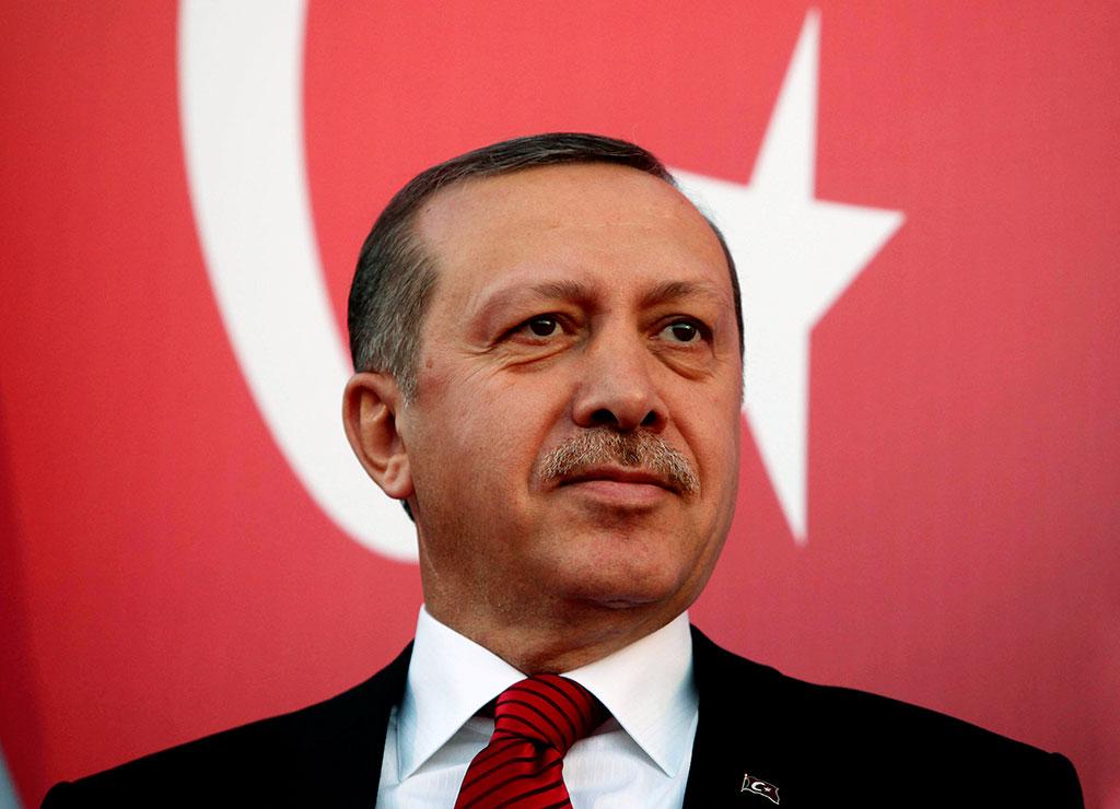 Эрдоган потребовал от России…