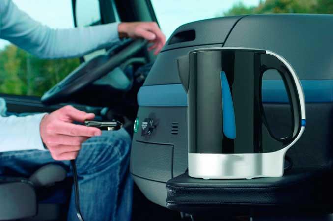 Автомобильный чайник – комфорт или опасность