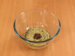 Говядина, запеченная в рукаве, с грибным соусом