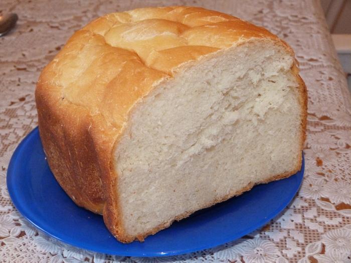 """Хлеб """"Кефирный""""...или быть пекарем совсем не трудно"""