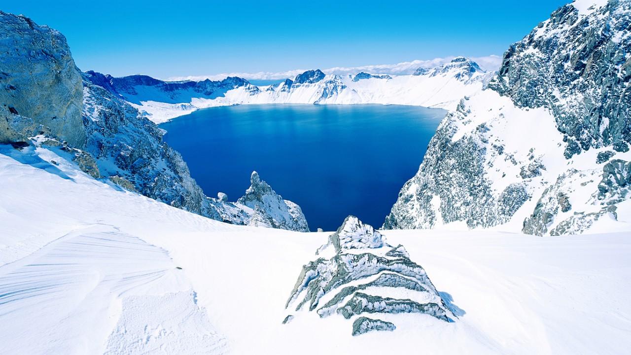 Пэктусан и озеро Чхончжи - священные места Северной Кореи