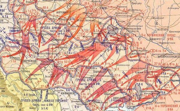Подвиг Красной армии 1944-45 годов - ретроспектива сегодняшнего дня